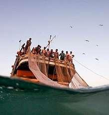 طرح توسعه کسب و کار صیادان با دستگاه ماهی یاب