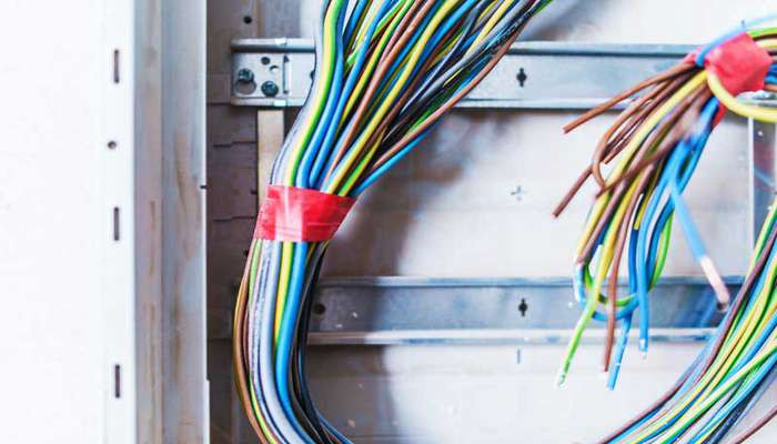 تعمیرات سیم کشی تلفن و رفع نویز خط