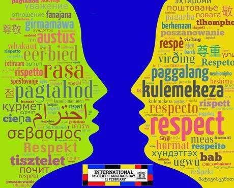 ۲۱فوریه روز جهانی زبان مادری