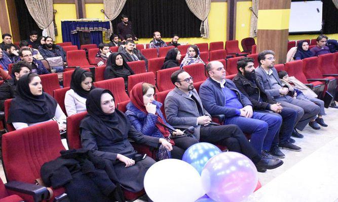 برگزاری پنجاهمین رویداد استارتاپی همفکر شاهرود در دانشگاه