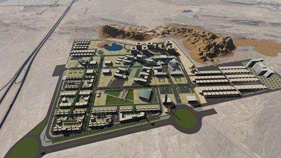 ۴۰ درصد پیشرفت فیزیکی فاز اول زمین های طرح جامع پارک علم و فناوری یزد