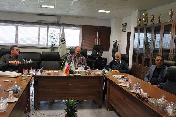 چهل و نهمین جلسه شورای مرکز رشد واحدهای فناوری طبرستان برگزار شد
