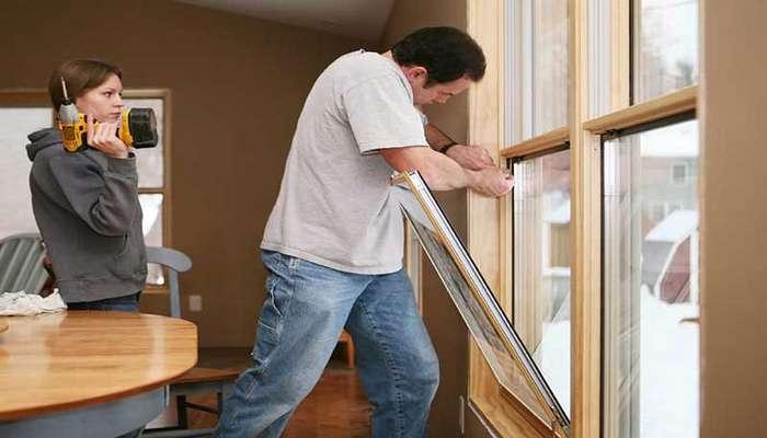 تعمیر درب شیشه سکوریت