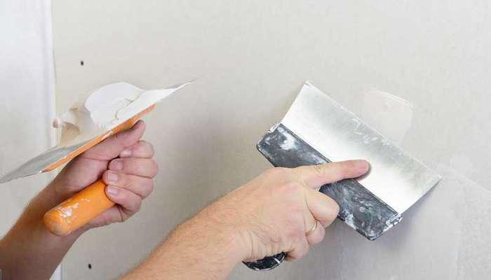 نکات مهم در گچ کاری ساختمان