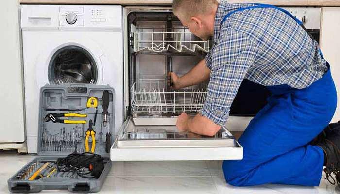 رفع بوی بد ماشین ظرفشویی با چند راهکار ساده