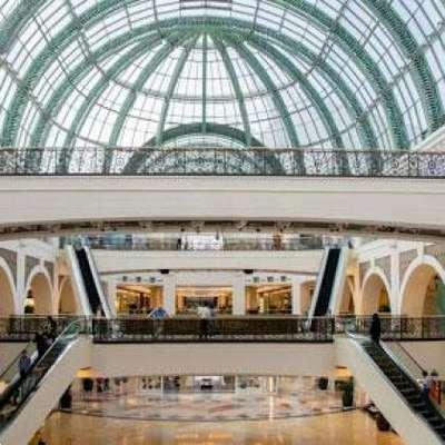 حال و هوای مرکزخرید امارات مال دبی پس از...