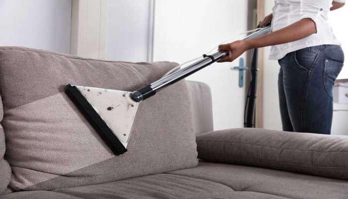 آموزش نحوه شستشوی مبل تختخواب شو