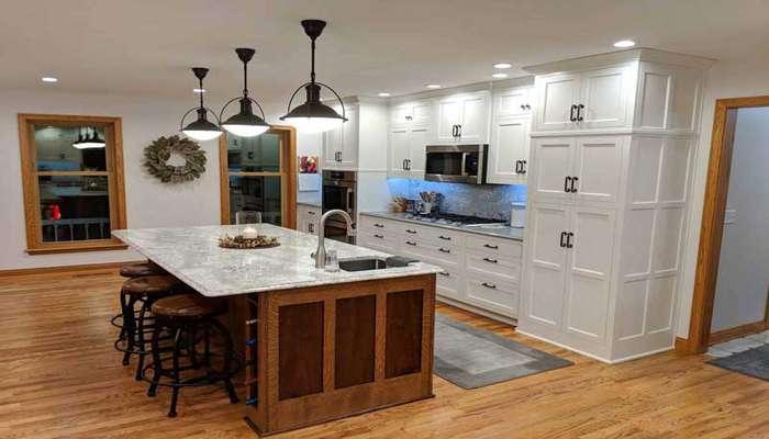 کابینت آشپزخانه سفارشی چیست و چه ویژگی هایی دارد؟