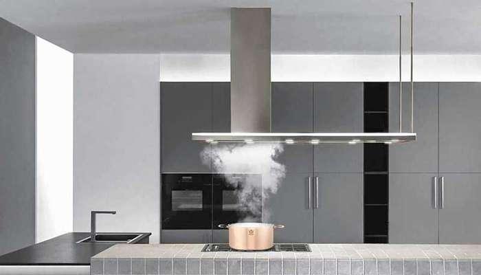 انواع هود آشپزخانه برای منازل مسکونی