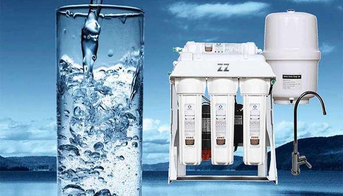 چرا سرویس دستگاه تصفیه آب خانگی ضروری است؟