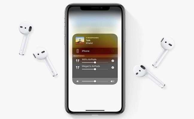 آموزش اشتراک گذاری صدا در iOS ۱۳