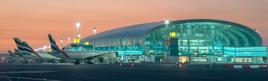 همه چیز درباره فرودگاه دبی