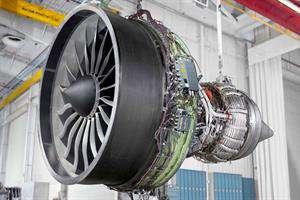 بازار داخلی صنعت تعمیر و نگهداری هواپیما را رونق میدهیم