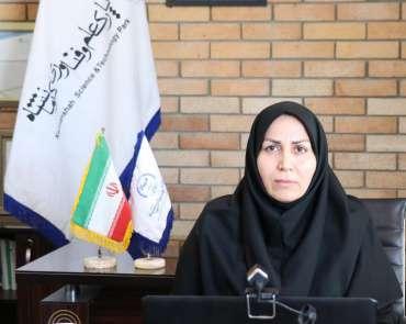 رییس پارک علم و فناوری کرمانشاه: نقش آفرینی ویژه پارک های علم و فناوری در بحران کرونا            تولید همه ماسک های N۹۵  و شیلد های محافظ استان توسط واحد های فناور