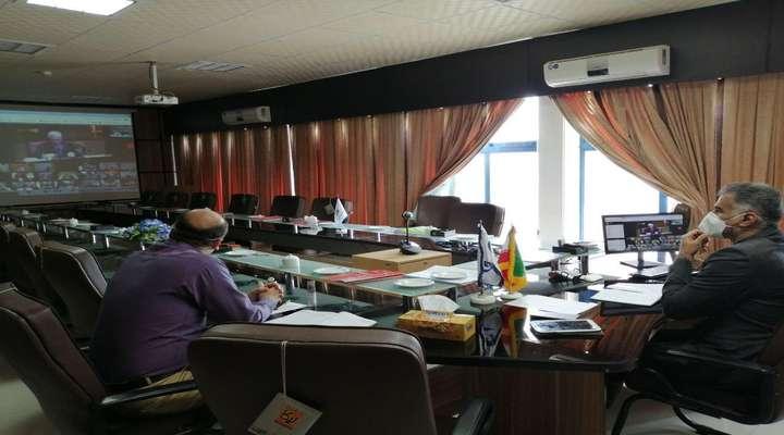 نشست مجازی وزیر علوم و معاونان با روسای پارکهای علم و فناوری کشور آغاز به کار کرد