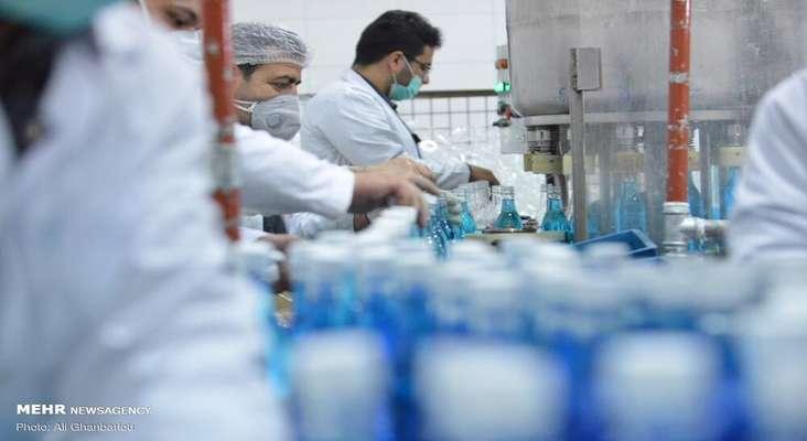 تامین ۳۰ درصد نیاز مواد ضدعفونی کننده کشور توسط شرکتهای دانشبنیان پارک علم و فناوری گلستان