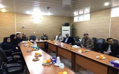 برگزاری سومین جلسه شورای راهبری خوشه کاشی سرامیکی
