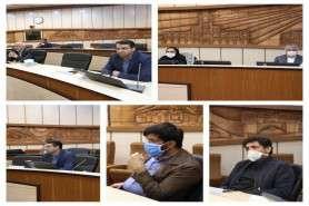 آمادگی صندوق پژوهش و فناوری استان یزد جهت عاملیت مالی شهرداری در مبارزه با کرونا