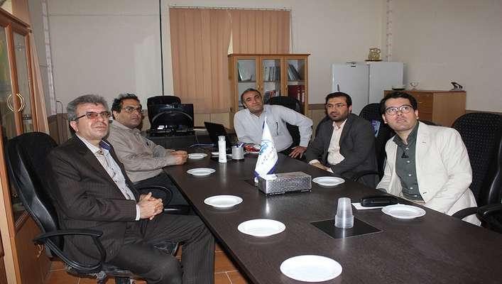 جلسه کمیته عمرانی پارک علم و فناوری خلیج فارس استان بوشهر برگزار شد
