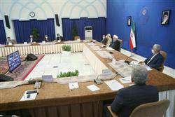 دکتر روحانی در جلسه هماندیشی با روسا و مدیران پارکهای علم و فناوری و شرکتهای دانشبنیان: تقویت بیش از پیش زنجیره رابطه دانشگاه، تولیدکننده و پارکهای علم و فناوری ضروری است