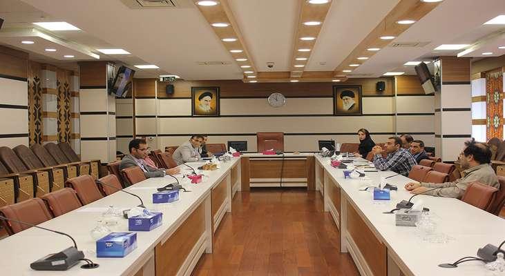 نشست شورای فناوری مراکز رشد علم و فناوری استان بوشهر برگزار شد
