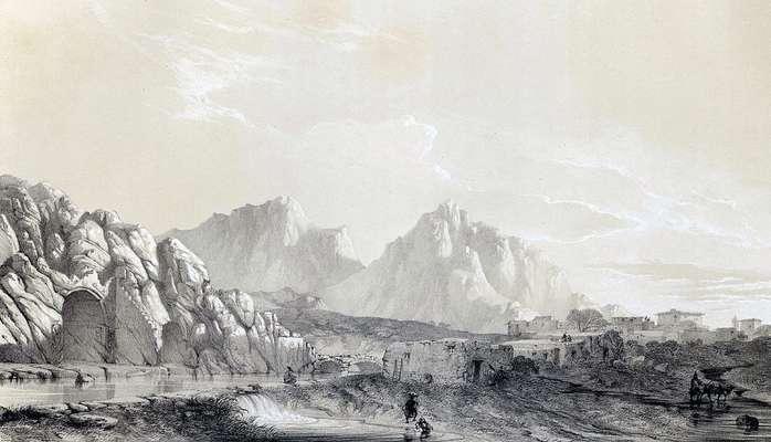 طاق بستان،شکارگاه ایران کهن را بیشتر بشناسید