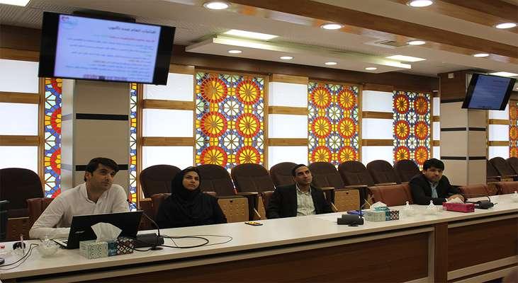نشست شورای فناوری مراکز رشد علم و فناوری خلیج فارس استان بوشهر برگزار شد