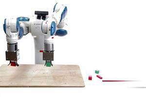 رباتهای ایرانساخت به یاری مددجویان رفت