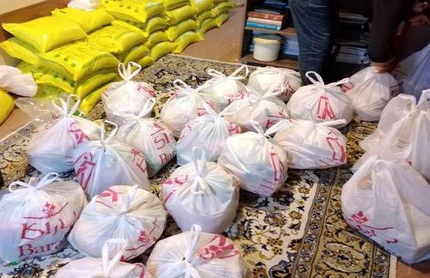 اهدای ۱۵۰ میلیون ریال کالای اساسی به نیازمندان استان
