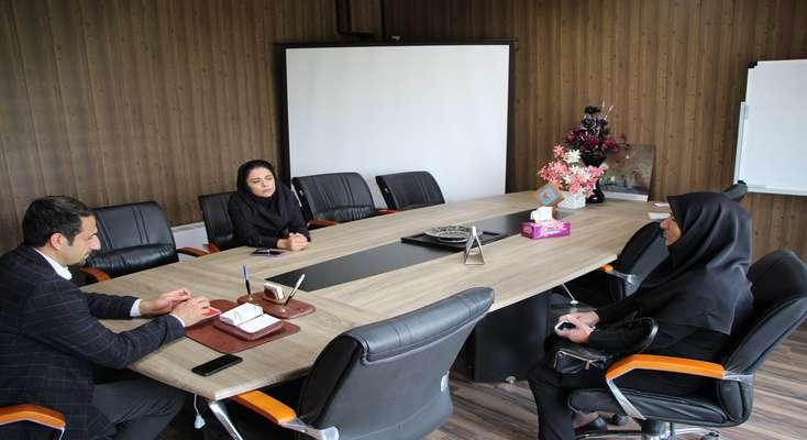 دیدارهای عمومی رئیس پارک علم و فناوری آذربایجان غربی