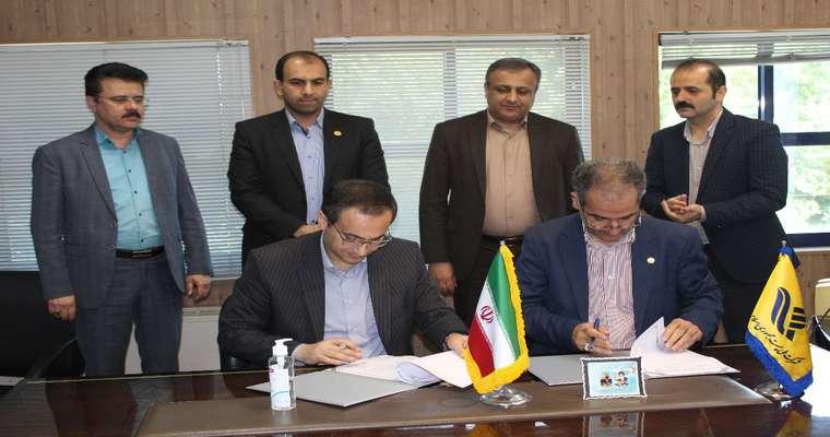 تفاهمنامه همکاری فیمابین پارک علم و فناوری گلستان و اداره کل پست استان به امضا رسید