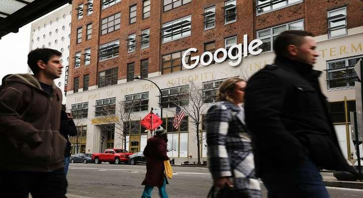 گوگل قرارداد ۲۰۰۰ کارمند پاره وقت را به بهانه کاهش درآمدها فسخ کرد