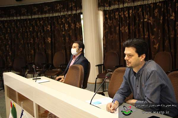 شورای مرکز رشد جامع پارک علم و فناوری آذربایجان غربی برگزار شد