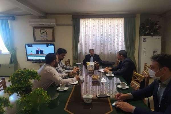 در راستای بیست و سومین رویداد شتاب آذربایجان انجام گرفت: افزایش تعاملات با اداره کل استاندارد آذربایجان غربی به منظور  استانداردسازی محصولات دانش بنیان