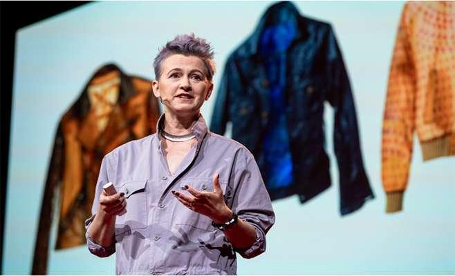 متن سخنرانی سوزان لی؛ طراح مد، محقق Central Saint Martins College of Art and Design و مدیر پروژه تحقیقاتی BioCouture در TED