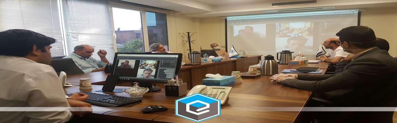 انتخابات دبیری کارگروه تاکسی های آنلاین