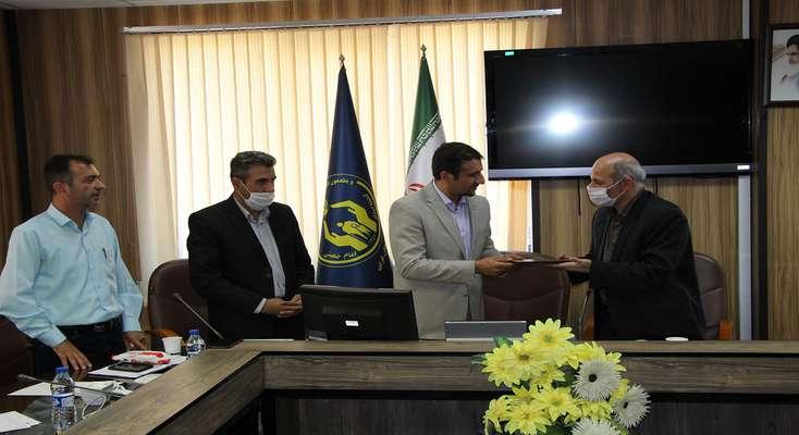 انتصاب دکتر علی محمدنیکبخت به عنوان عضو اصلی کمیته بهره وری اداره کل کمیته امداد امام خمینی(ره)