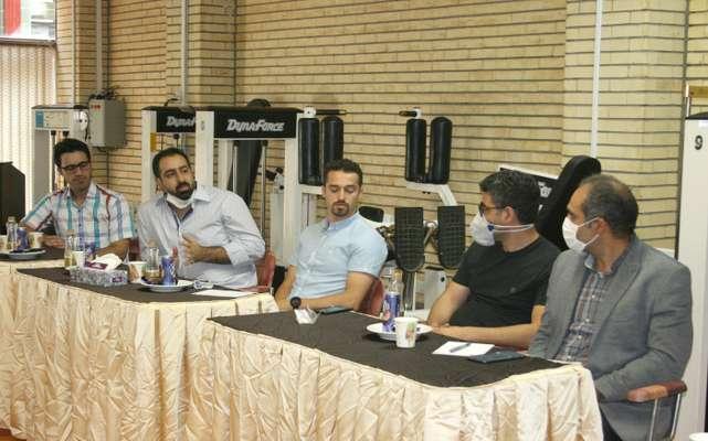 نشست مشترک آکادمی ملی المپیک با پژوهشگاه تربیتبدنی و علوم ورزشی