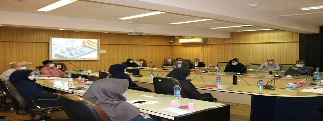 نشست های فصلی هیئت رئیسه دانشکده با  عضای محترم هیئت علمی در مورخ ۱۸ تیرماه ۱۳۹۹ برگزار گردید