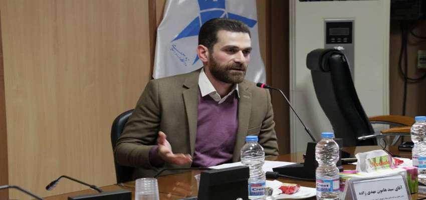 گفتگو با مدیر عامل شرکت رهپویان آرمان نگرش نوین با نام اختصاری ( اکسون)