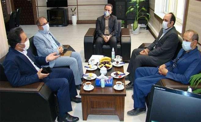 در دیدار مسئول اداره ارتباط با جامعه پارک علم و فناوری کردستان با مدیر امور شعب بانک تجارت استان کردستان عنوان شد؛ جوانان نوآور و فناور پارک علم و فناوری کردستان میتوانند نیازهای فناورانه بانک تجارت را در سطح استانی و ملی مرتفع نمایند.