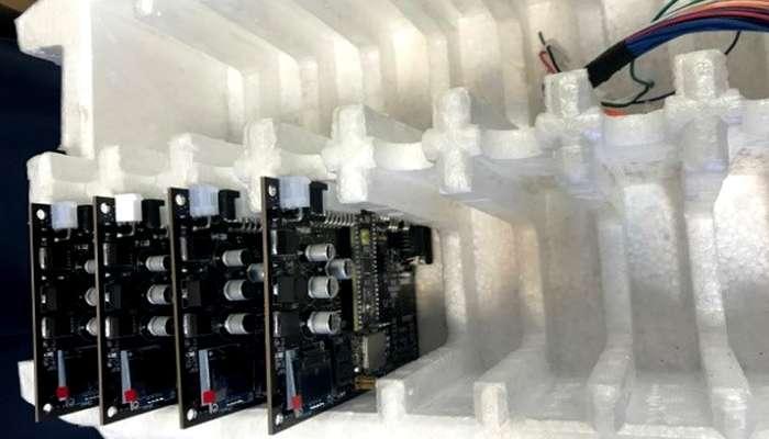 سیستم هوشمند آبیاری در مزارع و گلخانهها