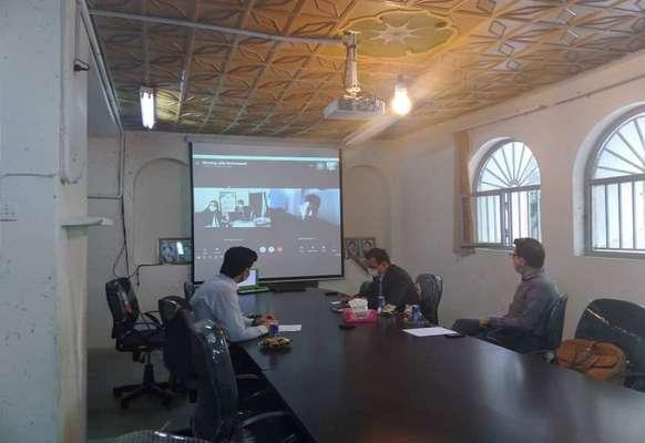سی و یکمین جلسه شورای فناوری مرکز رشد بروجرد