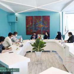 جلسه مسئله یابی حوزه سرمایه گذاری و مشارکت های شهرداری مشهد برگزار گردید.