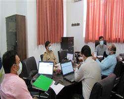 ارزیابی شش ماهه اول سال ۹۹ واحدهای فناور مرکز رشد نوشهر