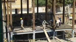 افزایش راندمان گارگران ساختمانی