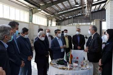 ارائه توانمندیهای واحد های فناور و دانش بنیان استان در مجتمع نوآوری پارک علم و فناوری جهاددانشگاهی کرمانشاه