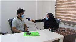 گفتگوی فناوران مرکز رشد و نوآوری آمل با رادیو مازندران