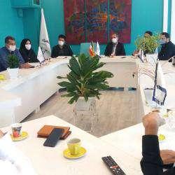 جلسه پاسخ گویی به سوالات استارتاپ ها در خصوص وام های اشتغال کمیته امداد