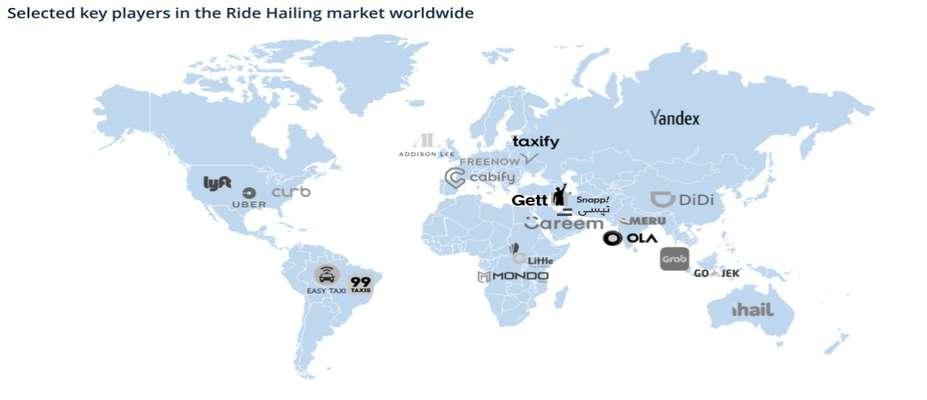صنعت تاکسی آنلاین چقدر آمادگی ورود به تالار سرمایه را دارد؟